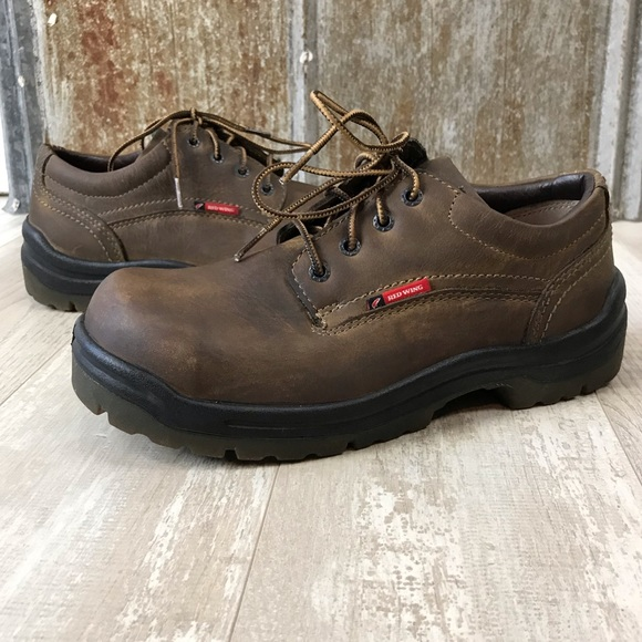 Red Wing King Toe Oxford